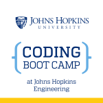 The Coding Boot Camp at Johns Hopkins Engineering classes