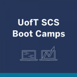 UofT SCS Boot Camps classes