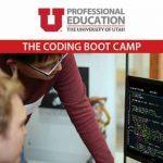 University of Utah Professional Education Boot Camps classes